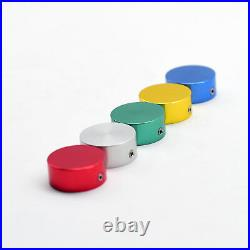 100 pcs SONICAKE Guitar Effects Pedal Footswitch Topper Protect button pedal cap