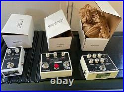 3x guitar effects pedal Recovery Effects boutique stomp box Bad Comrade