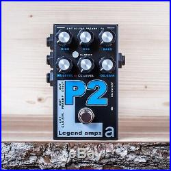 AMT Electronics P2 (Peavey) guitar preamp (distortion/overdrive) effect pedal