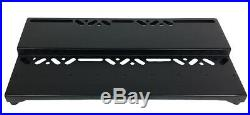 Accel XTA25 Guitar Effects Modular Pedalboard and riser plate Without Case
