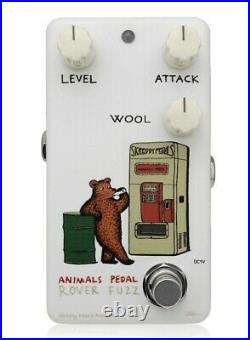 Animals Pedal Rover Fuzz Skreddy Pedals NEW GUITAR EFFECTS PEDAL