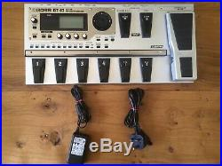 BOSS GT-10 Guitar Effects Processor and Looper GT10 FX pedal