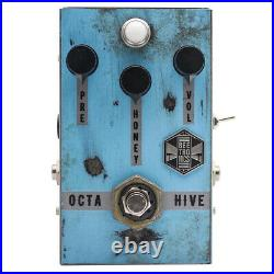 Beetronics FX Octahive High Gain Fuzz with Octave Guitar Effects Pedal