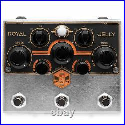 Beetronics FX Royal Jelly Overdrive / Fuzz Blender Guitar Effects Pedal