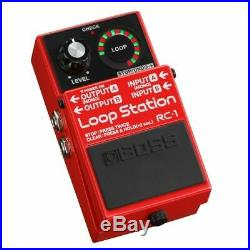 Boss RC-1 Loop Station Guitar Effects Pedal