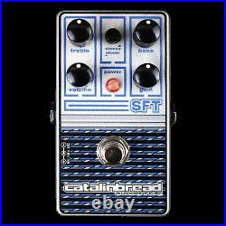 Catalinbread SFT Drive Pedal Guitar Effect Effects Pedal NEW