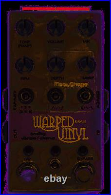 Chase Bliss Audio Warped Vinyl HIFI Guitar Effects Pedal