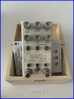 Chase Bliss Audio Warped Vinyl MKII Guitar Effects Pedal