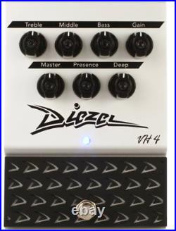 Diezel VH4-2 2-Channel Distortion Preamp Guitar Effects Pedal