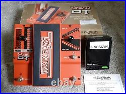 Digitech Whammy DT Pitch Shifting Guitar Effect Pedal Studio Clearance Boxed