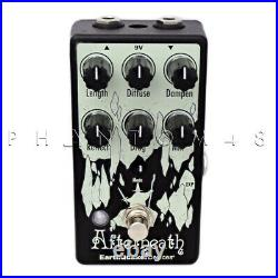 EarthQuaker Devices Afterneath V3 Reverb Guitar Effects Pedal