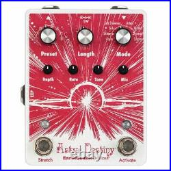 EarthQuaker Devices Astral Destiny Modulated Octave Reverb Guitar Effects Pedal