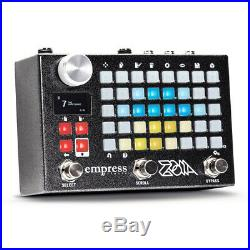 Empress Effects Zoia Modular Synthesizer Guitar Multi Effects Pedal