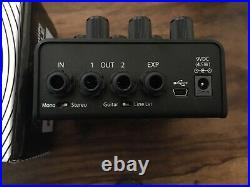 Eventide Blackhole Guitar Effects Reverb Pedal New