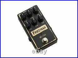 Friedman Amplification BE-OD Overdrive Guitar Effects Pedal 5150 Modeling