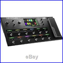 HeadRush Pedalboard with Guitar Amplifier and Effects Modeling Processor NEW