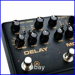 Integrated Guitar Effects