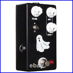 JHS Haunting Mids EQ Preamp Mid-Boost Analog Guitar Effects Pedal Stompbox
