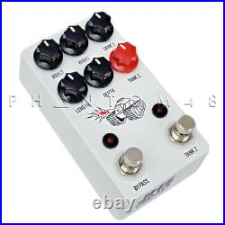 JHS Pedals Spring Tank Reverb Guitar Effects Pedal NEW
