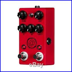 JHS The AT+ Plus V2 Andy Timmons Drive Overdrive Guitar Effects Pedal Version 2