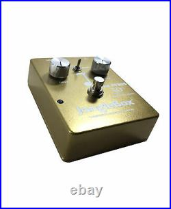 JangleBox The Byrds 50th Anniversary Tribute Compressor Sustainer Guitar Effect