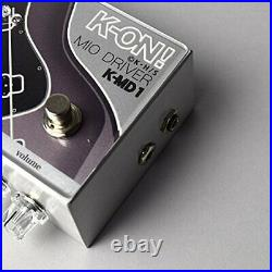 K-ON! MIO DRIVER K-MD1Guitar Effect Pedal Over Drive from JAPAN