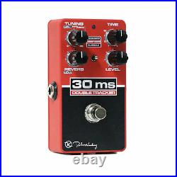 Keeley 30ms Automatic Double Tracker Stereo Vintage Reverb Guitar Effects Pedal
