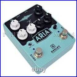 Keeley Aria Compressor /Overdrive Guitar Effects Pedal