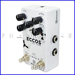Keeley ECCOS Delay/Looper Guitar Effects Pedal with True-Stereo