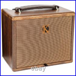 Kinsman 25W Acoustic Guitar Amp With Effects Mains / Battery Powered