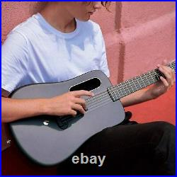 LAVA ME 2 Carbon Fiber Guitar with Effects 36 Acoustic Electric Guitar With Pick