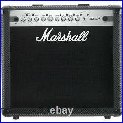 Marshall MG50-CFX Carbon Fibre Series Electric Guitar Amp with Multi Effects