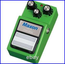 Maxon OD-9 OVERDRIVE NEW Guitar Effect Pedal