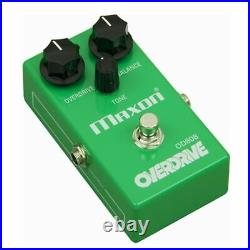 Maxon Reissue OD808 Guitar Overdrive Effects Pedal
