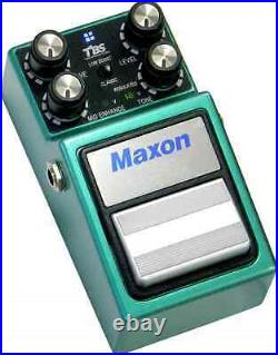 Maxon ST9Pro+ Super Tube Overdrive Guitar Effects Pedal Boost Control F/S New