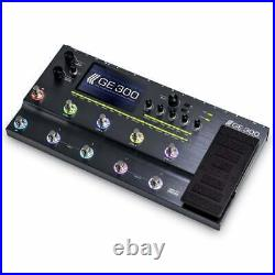 Mooer GE-300 Amp Modeling + Synth + Multi-Effects Electric Guitar Pedal New