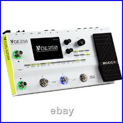 Mooer GE250 Guitar Effects Processor and Amp Modeler with Looper