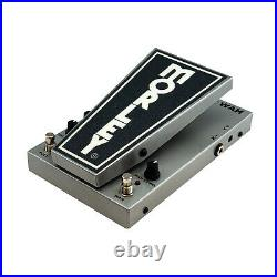 Morley PFW2 Classic Power Fuzz Wah Guitar Effects Pedal