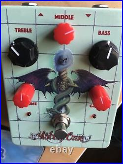 Motley Crue Dr Feelgood Guitar Effects Pedal Limited Edition
