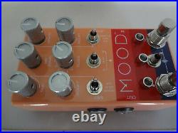 NEW! Chase Bliss Audio MOOD Granular Micro Looper Delay Guitar Effect Pedal