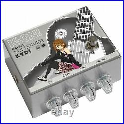 NEW K-ON! YUI version DRIVER KYD1 Guitar Effect Pedal from JAPAN F/S