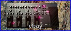 Nearly New Boss ME-80 Guitar Multiple Effects Pedal with Power Adapter