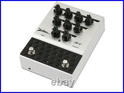New Diezel VH4-2 2 Channel Distortion Preamp Guitar Effects Pedal