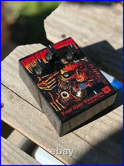New Frost Giant Saint of Sufferance Halloween Edition Fuzz Guitar Effect Pedal