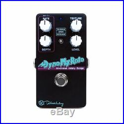 New Keeley Dyno My Roto Chorus Flanger Guitar Effects Pedal