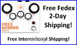 New Keeley Fuzz Bender Guitar Effects Pedal
