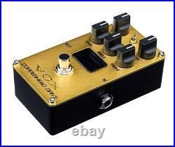 New Vox Valvenergy Copperhead Drive Preamp Guitar Effects Pedal