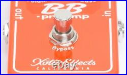New Xotic Effects BB Preamp Guitar Effects Pedal