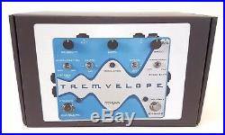 Pigtronix Tremvelope Tremolo Guitar Effect Pedal Brand New