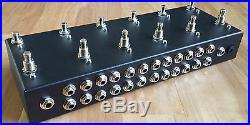 Programmable 12 Looper Loop Pedal True Bypass Guitar Effects Pedal NEW